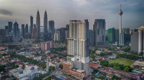 Tamu Hotel & Suites Kuala Lumpur - Kuala Lumpur - Cảnh ngoài trời