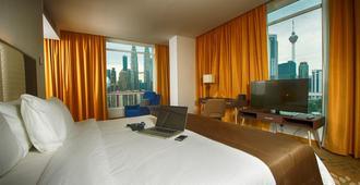 Tamu Hotel & Suites Kuala Lumpur - Kuala Lumpur - Habitación