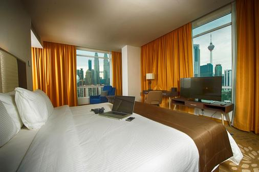 Tamu Hotel & Suites Kuala Lumpur - Kuala Lumpur - Phòng ngủ