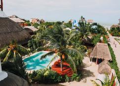 Ensueño Holbox and Beach Club - Holbox - Uima-allas