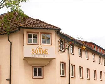 Sonne - Leinfelden-Echterdingen - Building