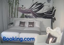 Dormirdcine Cooltural Rooms - Μαδρίτη - Κρεβατοκάμαρα