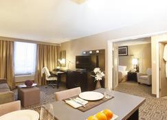 Pomeroy Hotel & Conference Centre Grande Prairie - Grande Prairie - Essbereich