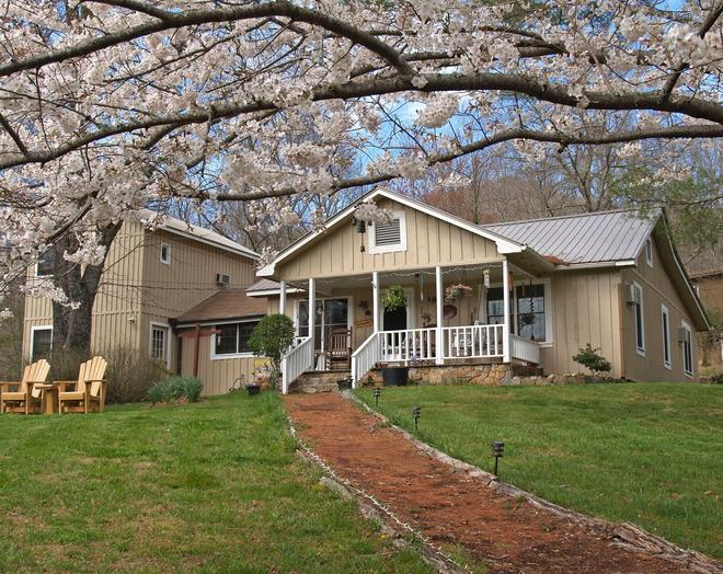 Henson Cove Place B&b With Cabin - Hiawassee - Building