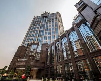 Xin Jun Yue International Hotel - Фуошан - Будівля