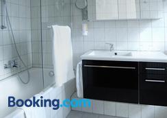 Hotel-Restaurant Ammertmann - Gronau - Bathroom