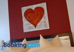 Hotel-Restaurant Ammertmann - Gronau - Bedroom