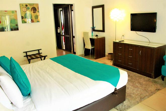 Nyali Sun Africa Beach Hotel & Spa - Mombasa - Bedroom
