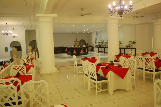 Nyali Sun Africa Beach Hotel & Spa - Mombasa - Nhà hàng