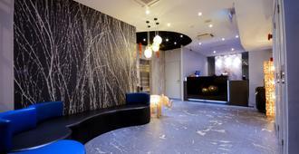 The Keong Saik Hotel - Singapur - Lobby