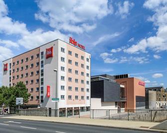 Ibis Hotel Würzburg City - Würzburg - Gebäude