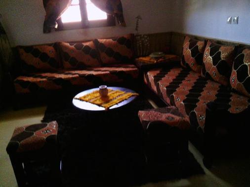Etoile Filante d'Or - Ouarzazate - Living room