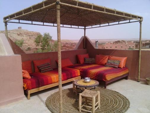 Etoile Filante d'Or - Ouarzazate - Balcony
