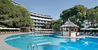 Voyage Belek Golf & Spa - Belek - Bể bơi