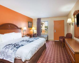 Days Inn by Wyndham Athens - Athens - Bedroom
