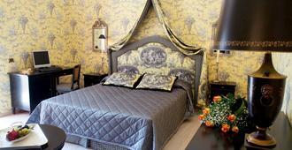 Palazzo Failla - Ragusa - Schlafzimmer