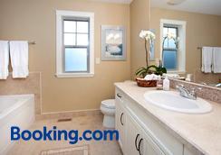 Okeefe's Landing Bed & Breakfast - Vernon - Bathroom