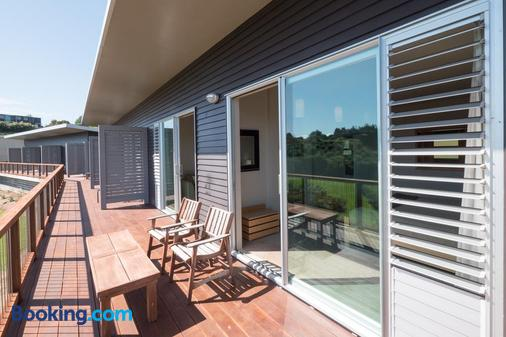One Burgess Hill - New Plymouth - Balcony