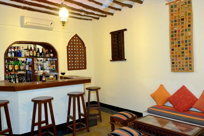 貝爾特埃沙藍酒店 - 桑吉巴城 - 桑給巴爾 - 酒吧