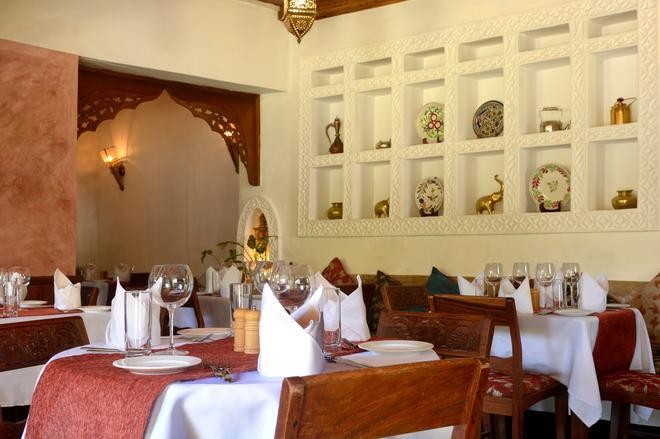 Beyt Al Salaam - Sansibar - Ravintola