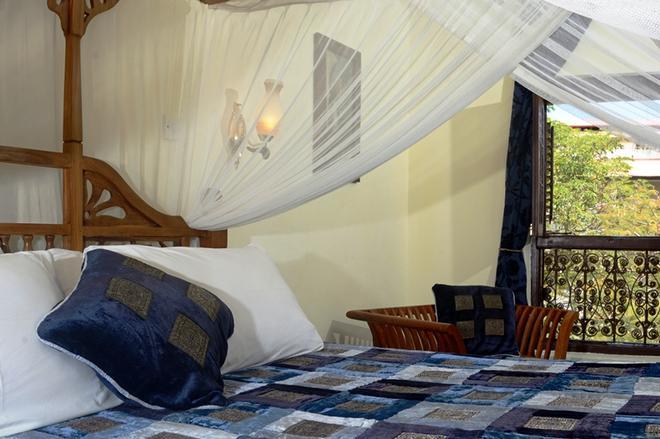 貝爾特埃沙藍酒店 - 桑吉巴城 - 桑給巴爾 - 臥室