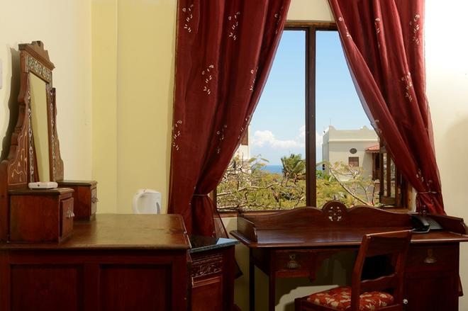 貝爾特埃沙藍酒店 - 桑吉巴城 - 桑給巴爾 - 餐廳