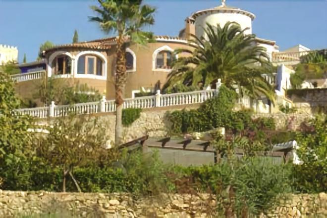 Hotel Caballito de Mar Moraira - Moraira - Vista del exterior