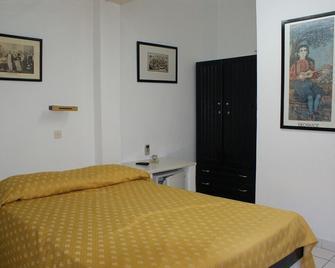 Andrea Pension - Hydra - Bedroom