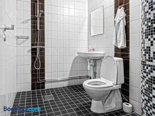 墨瑟巴克青年旅館 - 斯德哥爾摩 - 斯德哥爾摩 - 浴室