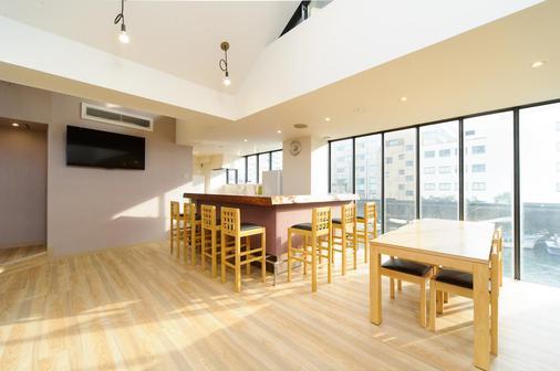 Oak Hostel Cabin - Tokio - Ruokailuhuone