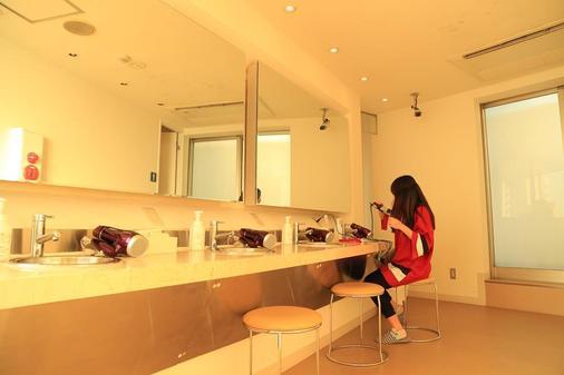 Oak Hostel Cabin - Tokyo - Bathroom