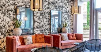 維西海事酒店 - 巴塞隆拿 - 巴塞隆納 - 客廳