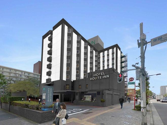 Hotel Route-Inn Grand Tokyo Toyocho - Tokyo - Building
