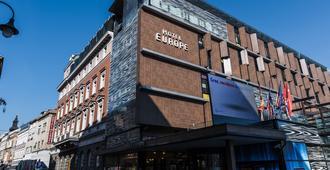ヨーロッパ ホテル - サラエヴォ - 建物
