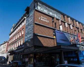 Europe Hotel - Sarajevo - Building