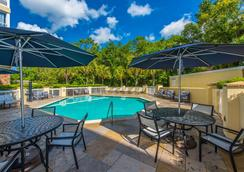 DoubleTree by Hilton North Charleston - Convention Center - North Charleston - Pool