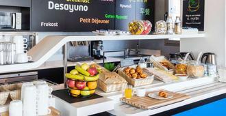 Ibis Budget Madrid Vallecas - Madrid - Restaurang