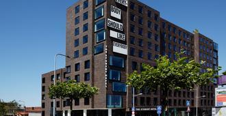 The Student Hotel Groningen - Groninga - Edificio
