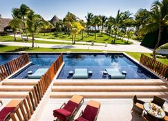Barceló Maya Caribe - Xpu Há - Piscina