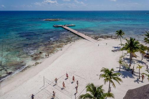 Barceló Maya Caribe - Xpu Há - Strand