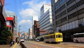 Nagasaki Bus Terminal Hotel - Nagasaki - Outdoor view
