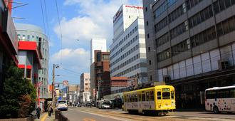 Nagasaki Bus Terminal Hotel - Nagasaki - Näkymät ulkona