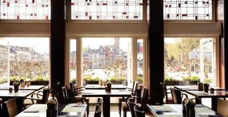 Amrâth Hotel Ducasque - מאסטריכט - מסעדה