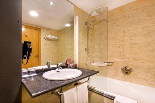 Occidental Atenea Mar - Adults only - Barcelona - Phòng tắm