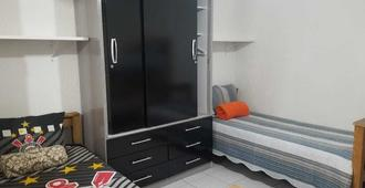 Beautiful Property Furnished - Guarulhos - Schlafzimmer