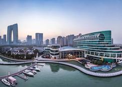 Crowne Plaza Suzhou - Suzhou - Vista del exterior