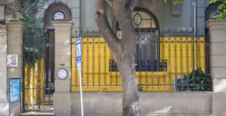 Play Hostel Arcos - Buenos Aires - Vista del exterior
