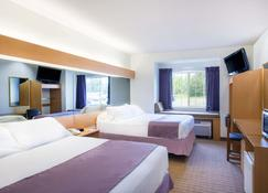 Microtel Inn & Suites by Wyndham Plattsburgh - Plattsburgh - Bedroom