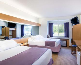 Microtel Inn & Suites by Wyndham Plattsburgh - Plattsburgh - Ložnice