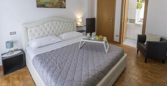 Zia Regina - Ripatransone - Schlafzimmer